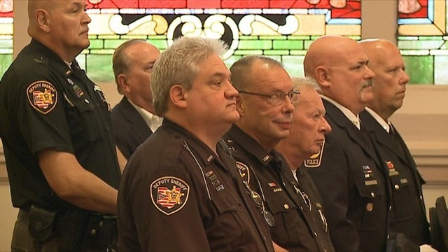 Special Mass for police, fire, EMS in Warren