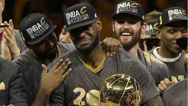 LeBron James makes Forbes' list of World's Highest-Paid Athletes