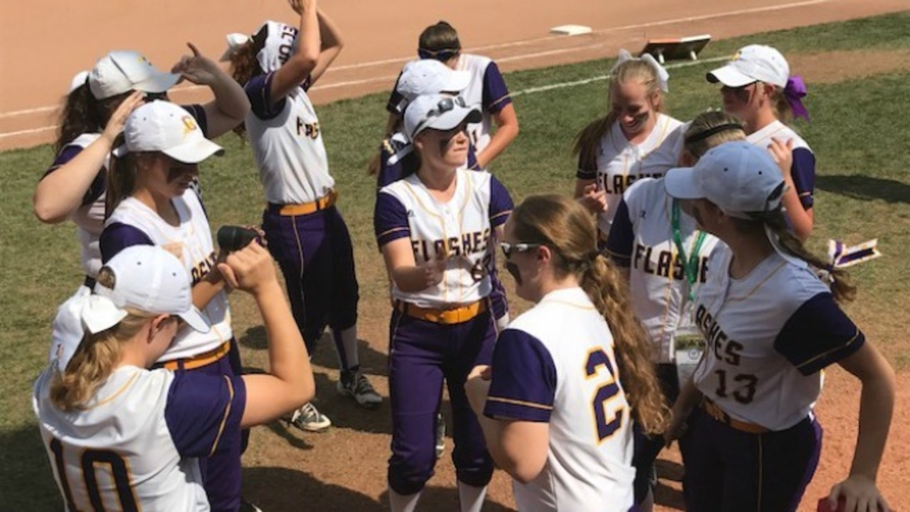 Seven Heaven Champion Softball Team Wins 7th State Title