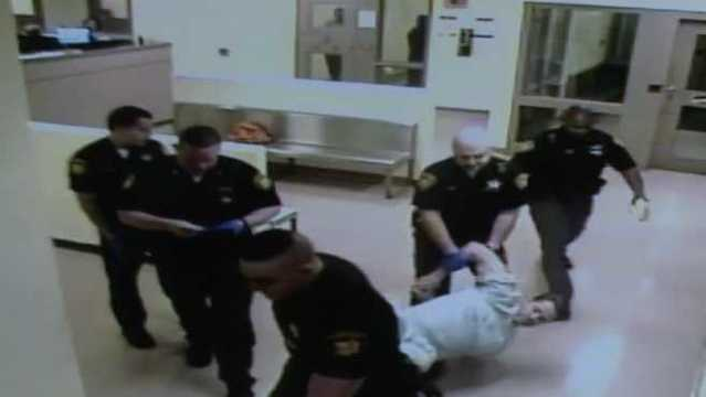 Video shows Trumbull County Jail incident that led to firing of officers