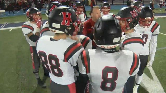 Hickory bounced by Mercyhurst Prep, playoff streak snapped