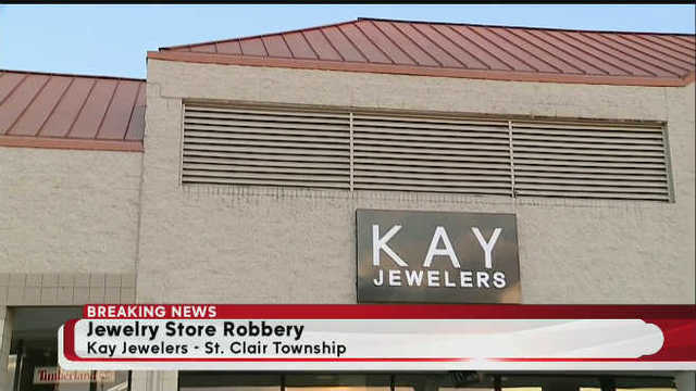 Owners of Kay Jewelers in St. Clair Twp. say store was broken into overnight