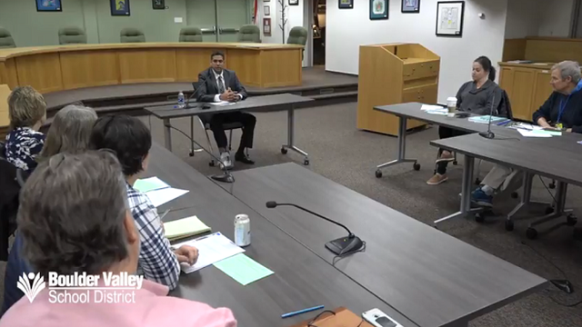 Colorado interview with Youngstown schools CEO posted online