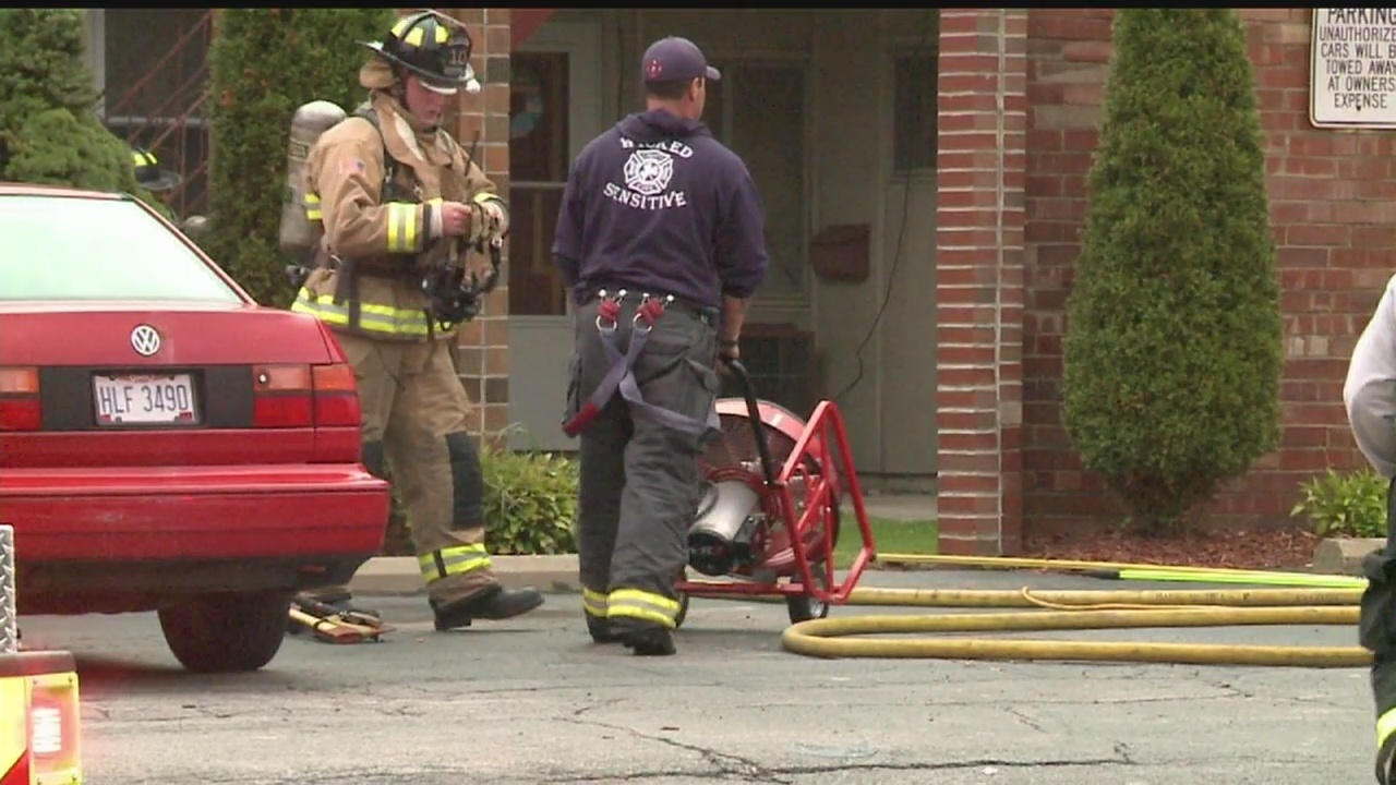 Second fire breaks out at Liberty apartment building