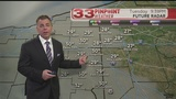 Frigid morning, partly sunny and warmer afternoon