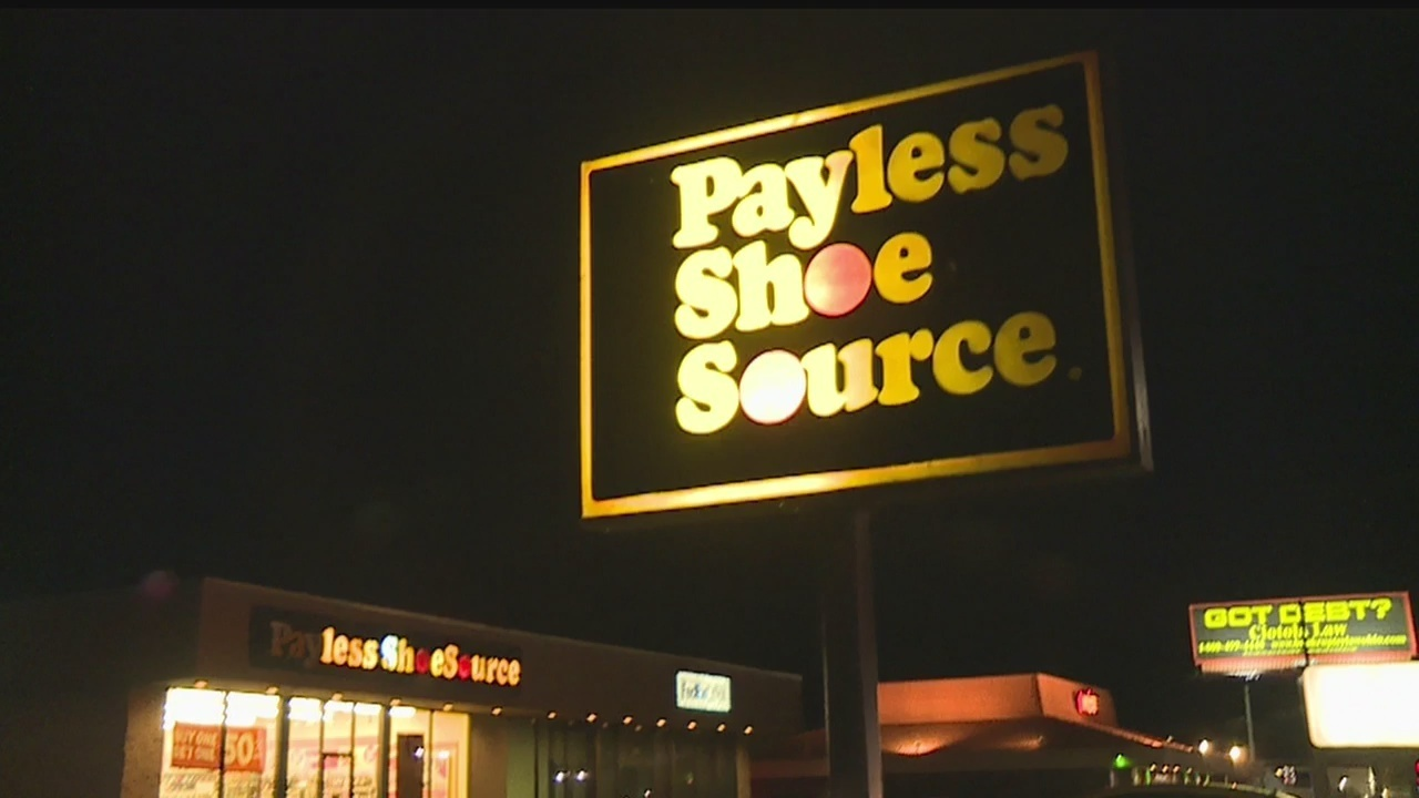 Report: Payless ShoeSource closing all stores after filing for bankruptcy
