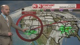 WATCH: Strong storm system impacts the Valley this weekend