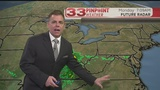 Early rain gives way to afternoon sunshine Monday
