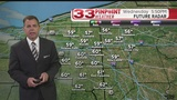 Becoming mostly sunny and cooler Wednesday